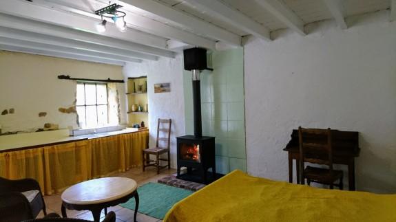 Original Barn Ceiling